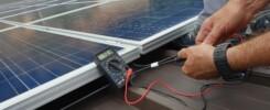 napelem rendszer kivitelezése